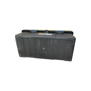 "DELI/得力 加强型塑料工具箱 DL-TC290 19"" 1只"