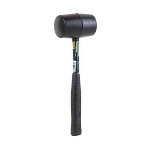 DELI/得力 钢管橡塑锤 DL5616 16oz 1把