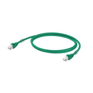 WEIDMULLER/魏德米勒 RJ45预制电缆 IE-C6FP8LG0010M40M40-G 1个
