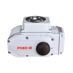 FOLS/富莱斯 电动执行器 FOSD-05  AC220V 10W 含定位器 含控制板 1个