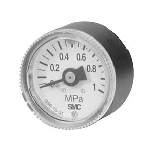 SMC 压力表 G36-P10-01-X30 1个