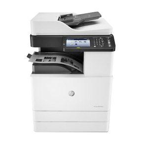HP/惠普 黑白激光数码复合机打印机 LaserJet MFP M72625dn (含耗材W1002YC) 1台
