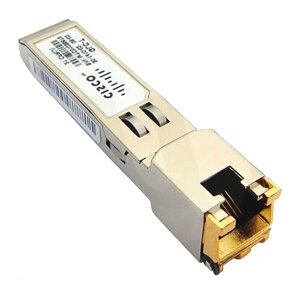 CISCO/思科 光口转电口模块 GLC-T 1个