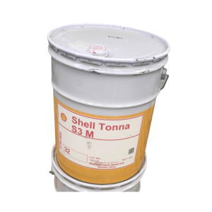 SHAWASHELL/昭和壳牌 机床导轨油 TONNA-S3M32 20L 1桶