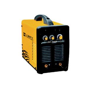 HUGONG/沪工 380V三相逆变式手工弧焊机 ZX7-400W 不含焊把线和焊钳 1台