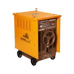 HUGONG/沪工 380V单相交流手工电弧焊机 BX1-500F-3A 不含焊把线和焊钳 1台