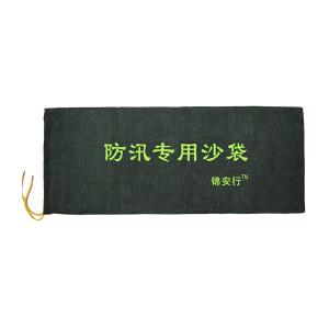 JINANXING/锦安行 帆布防汛沙袋 JCH-FX01 300×700mm 不含沙 1个