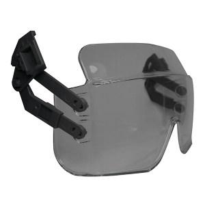 SHAMBA 内置护目镜 S933 灰色镜片 防雾防刮擦 需与S931配合使用(含插件) 1副