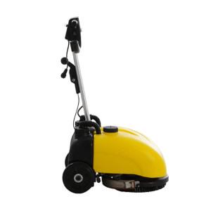 JIEBA/洁霸 小型手推式洗地机 T201 AC220V 550W 地刷宽度350mm 1台
