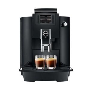 JURA/优瑞 全自动咖啡机 WE6 无奶泡 1台