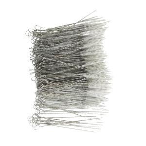 HELLO/昊乐 尼龙刷 Ø1.3*30*100 毛刷直径1.3mm 刷毛长30mm 总长100mm 1支
