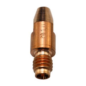 BINZEL/宾采尔 导电嘴 铬锆铜 M8/1.0/30 140.0316 1mm 10支 1包