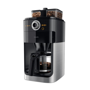PHILIPS/飞利浦 滴漏式咖啡机 HD7762/00 1kW 1.2L AC220V 黑色 1个