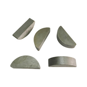 XC/新成 GB1099.1 普通型半圆键 碳钢Q235 本色 340261006000900000 6×9×22 1百个