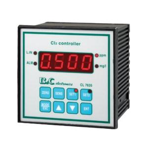 B&C/匹磁 余氯/臭氧变送器 CL7635 0~2PPM 0~20.00PPM 1台