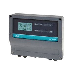 B&C/匹磁 余氯/臭氧变送器 CL6587 200.0ppb-μg/L 2.000/20.00/200.0/2000PPM-mg/L 1台