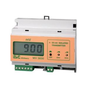 B&C/匹磁 ORP变送器 MV3630 0~1000mV 1个
