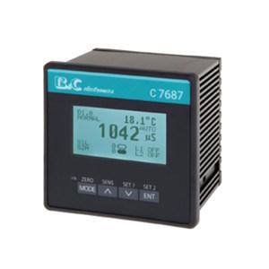 B&C/匹磁 电导率变送器 C7687 200.0ppb-µg/L/2.000PPM-mg/L/20.00PPM-mg/L/200.0PPM-mg/L/2000PPM-mg/L 1台