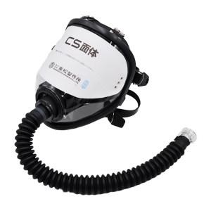 SHIGEMATSU/重松 送风机用面具 CCS-1 适配重松电动送风机HM-12&CHM-12 1个