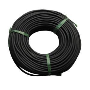 EASTFUL/渝丰线缆 重型橡套软电缆 YC-450/750V-3×6+2×4 护套黑色 1米
