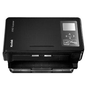 KODAK/柯达 高速馈纸式扫描仪 i1190 馈纸速度40次/min 含安装调试 质保5年 专享3小时响应服务 1台