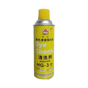 HYPERD/宏达 着色清洗剂 HG-3 500mL 1罐