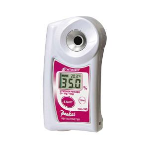 ATAGO/爱拓 双氧水浓度计 PAL-39S 测量范围:0.0~50.0% 分辨率:0.2% 1台