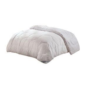 LOVO/乐蜗家纺 新雪丽高效暖绒被 VQF2012-1 2×2.3m 白色 聚酯纤维 1000g 1条