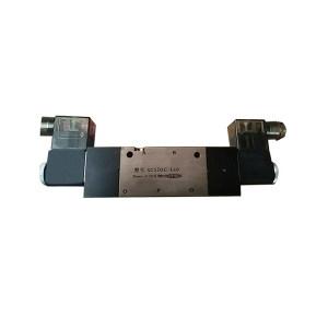 HANDAFEI/瀚达飞 三层平台电磁阀 Q25D2C-L10 0.15~0.8MPa 二位五通 1个