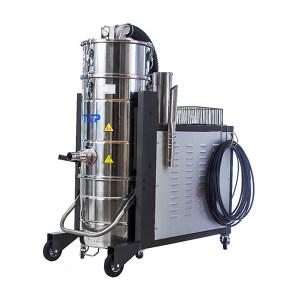TOP/拓博 三项电动防爆吸尘器22区干式 TEX6-E 4KW DS 60L 380V 4kW 60L 爆炸性粉尘环境 1台