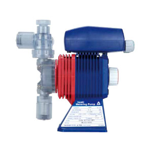 IWAKI/易威奇 EHN系列计量泵 EHN-B11VCMR 1台