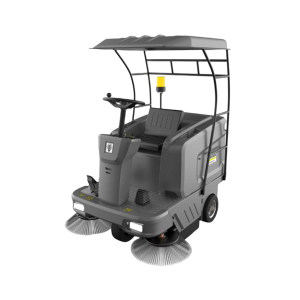 KARCHER/卡赫 驾驶扫地车 KM130/130 R AC220V 清洁效率7000m2/h 清扫宽度1300mm 1台