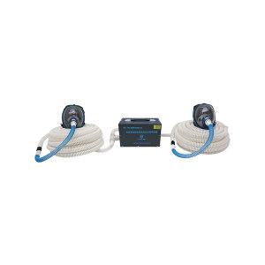 HAIGU/海固 电动送风式长管呼吸器 HG-DHZK12AH3.0A-Q2 双人用 1套