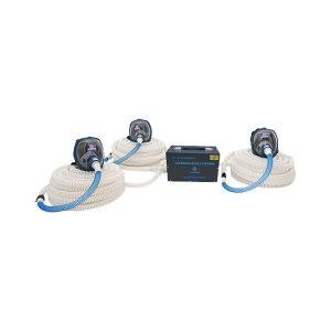 HAIGU/海固 电动送风式长管呼吸器 HG-DHZK12AH3.0A-Q3 三人用 1套