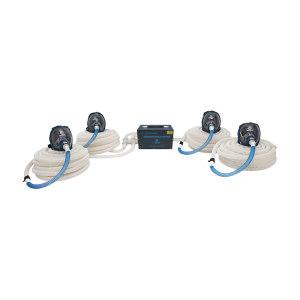 HAIGU/海固 电动送风式长管呼吸器 HG-DHZK12AH3.0A-Q4 四人用 1套