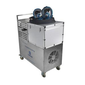 HAIGU/海固 中压送风式长管呼吸器 HG-CHZK3000/HL2 双人用 1套
