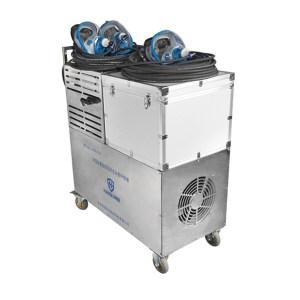 HAIGU/海固 中压送风式长管呼吸器 HG-CHZK3000/HL3 三人用 1套