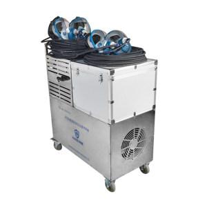 HAIGU/海固 中压送风式长管呼吸器 HG-CHZK3000/HL4 四人用 1套