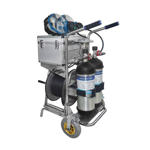 HAIGU/海固 车载型空气呼吸器 CHZK2/6.8F/30 6.8L 双瓶 1套