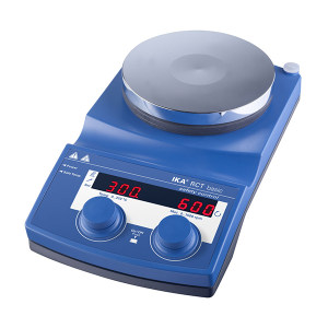 IKA/艾卡 加热磁力搅拌器 RCT Basic 650W 20L 室温(RT)~310℃ 铝合金 1台