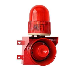 CNMF/谋福 声光工业报警器 CNMF348(TGSG-01) AC220V 1个