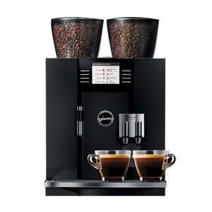 JURA/优瑞 全自动咖啡机 GIGA X8C 黑色(可租赁) 1台