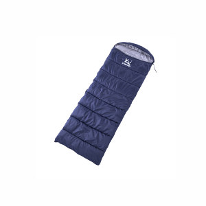 E-TRAVEL/易旅 户外野营睡袋 190T春亚纺+中空棉 展开尺寸0.8×2.1m 收纳后尺寸40×25cm 1套