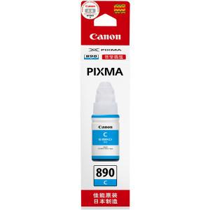 CANON/佳能 原装青色墨水 GI-890 C 1只